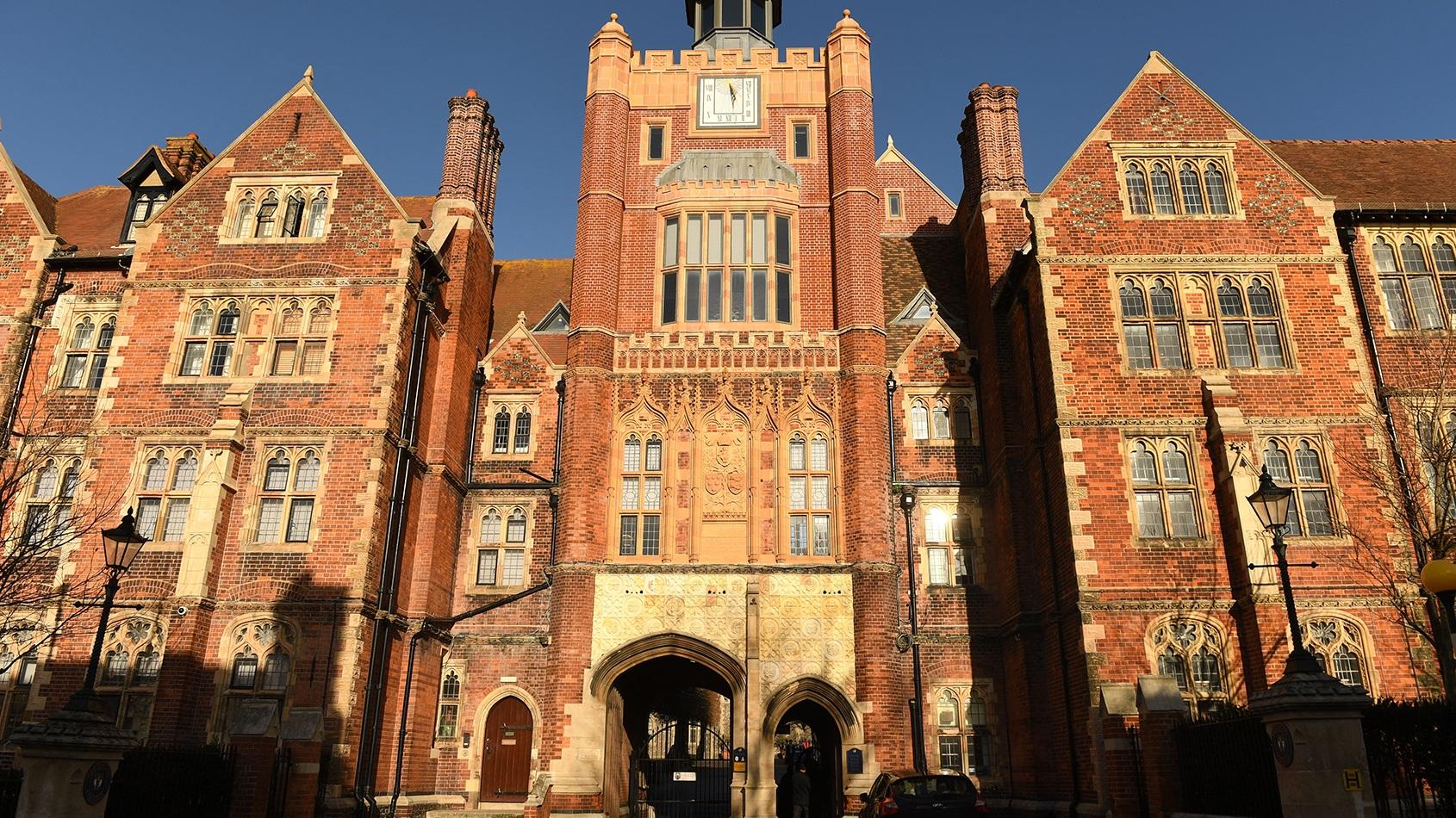 Brighton College, Tes international award winner