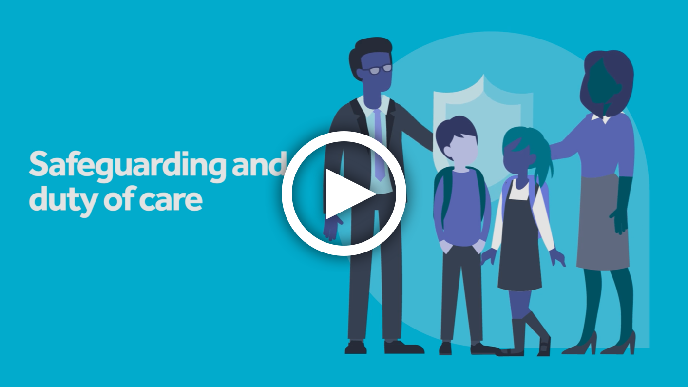 Safeguarding and duty of care video