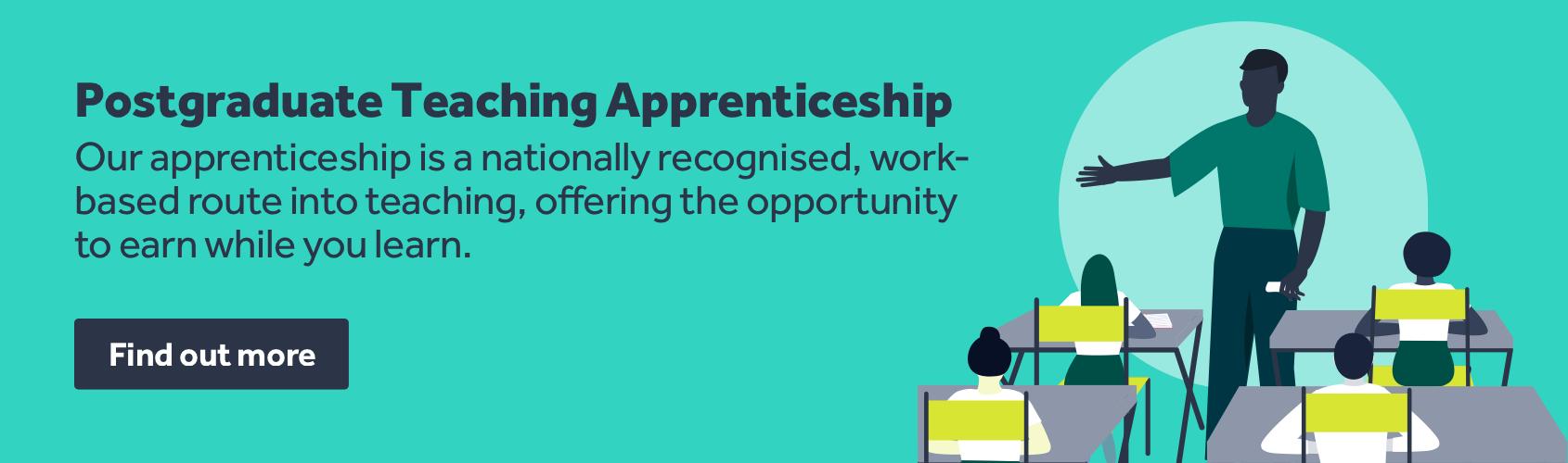 Tes post-graduate teaching apprenticeship