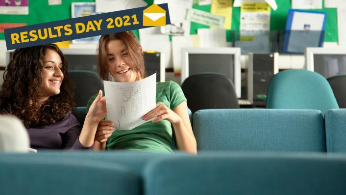 GCSE results days 2021 image