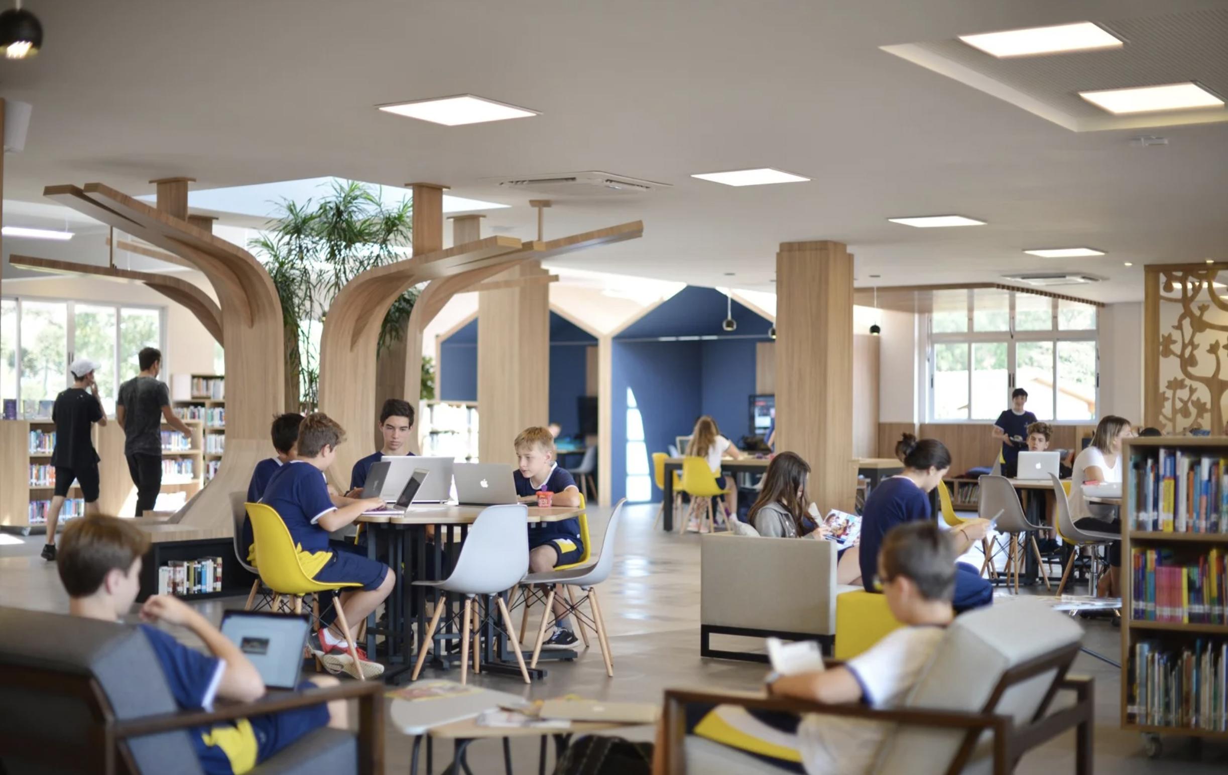 International School of Curitiba - Learning Center