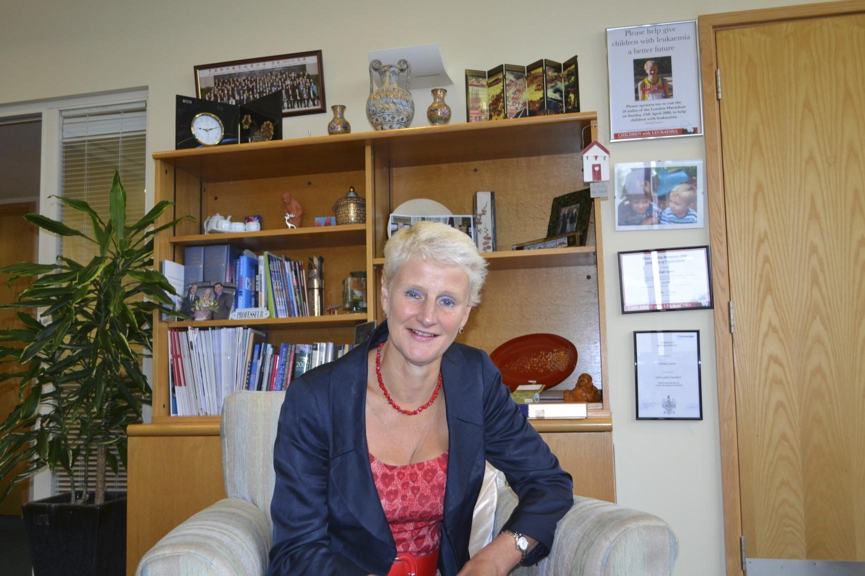 Shelagh Legrave
