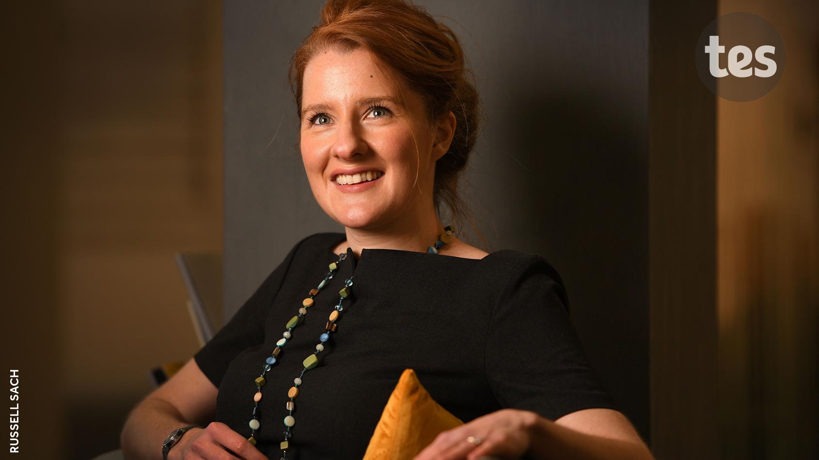 Fiona Spellman, the chief executive of SHINE.
