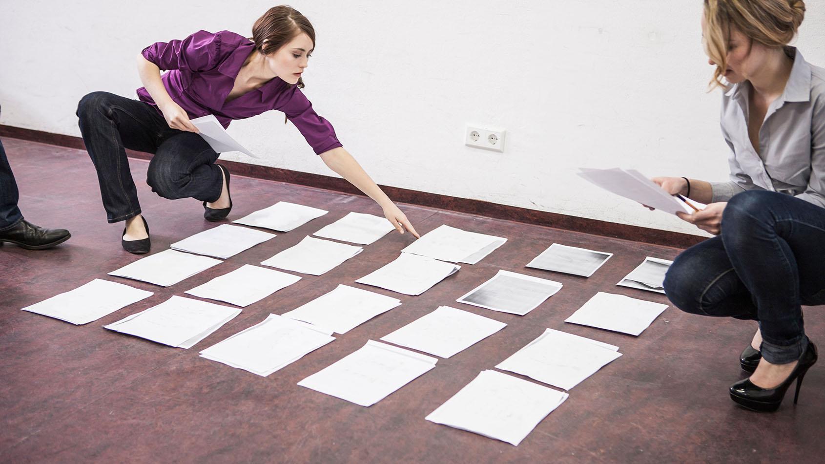 Interleaving curriculum design