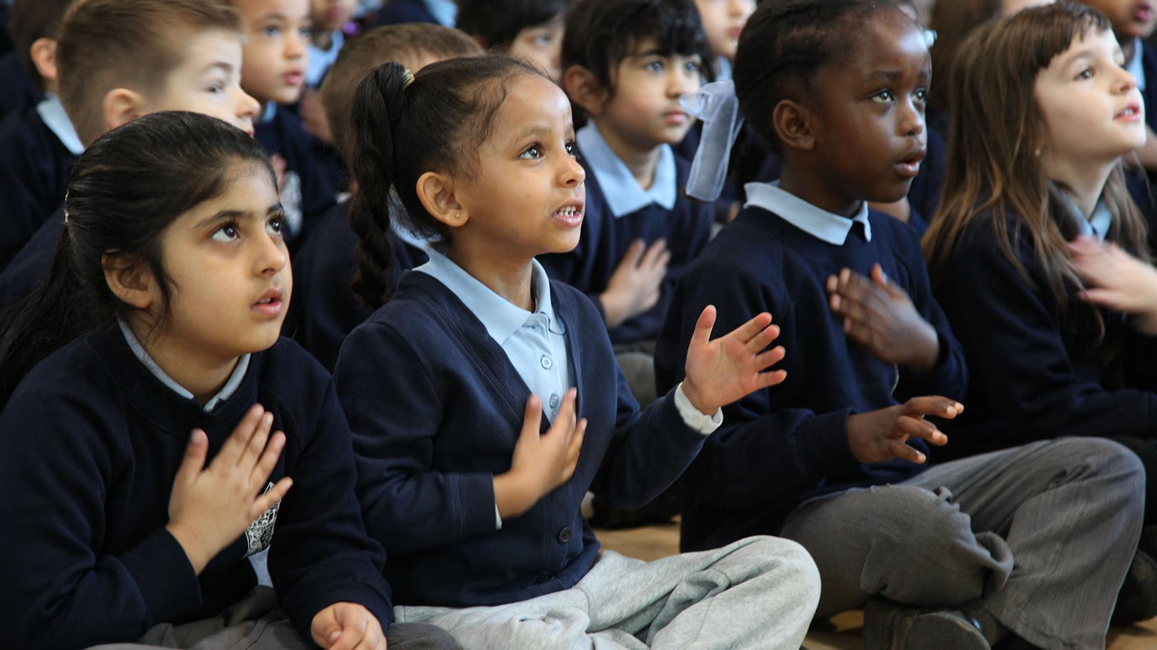 singing school primary