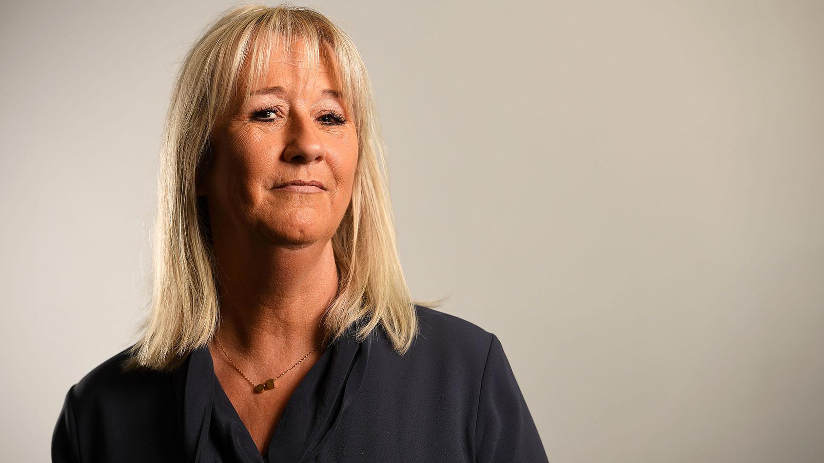 Incoming E-Act CEO Jane Millward.