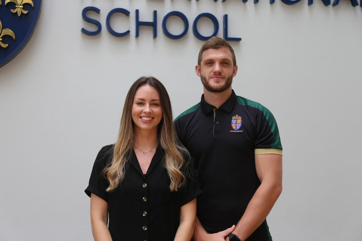 Beth Clarke (KS1 and 2) and Simon Murgatroyd (PE, ages 7-14), both completed our Straight to Teaching programme and are due to sit their QTS assessment.