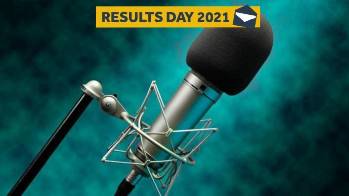 GCSE Results 2021 podcast