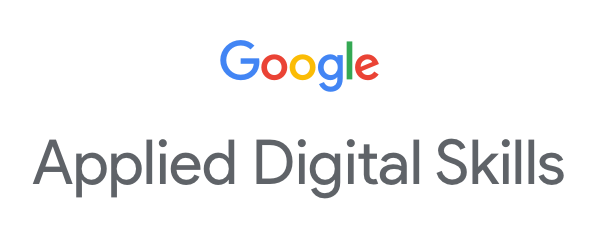 Google Applied Digital Skills