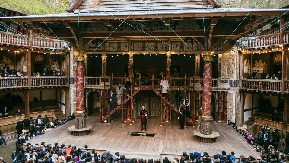 The Globe is staging Macbeth this summer, with the aim of introducing school pupils to the magic of Shakespeare
