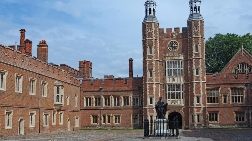 GCSE and A-level results: Eton College supported the U-turn over teacher-predicted grades