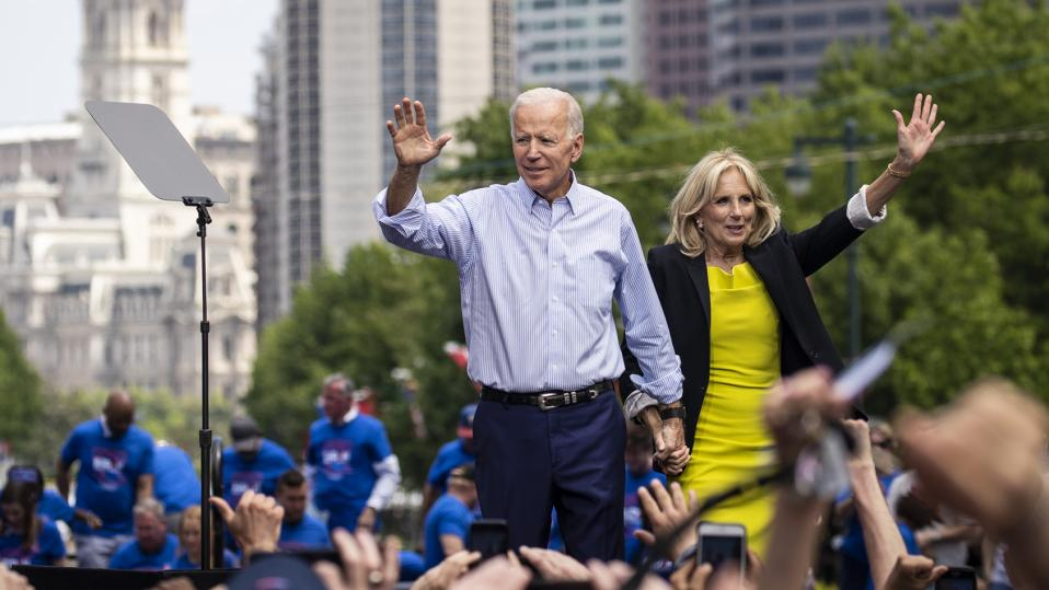 Jill Biden: FE, let's follow her example and step into TV