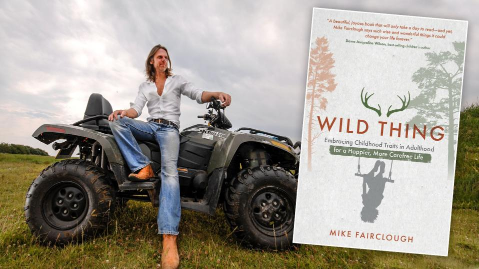 Book review: WIld Thing, by Mike Fairclough