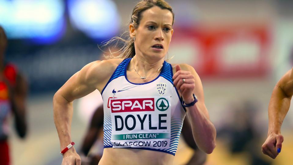 Eilidh Doyle: 'How a teacher helped me follow my Olympic athletics dream'