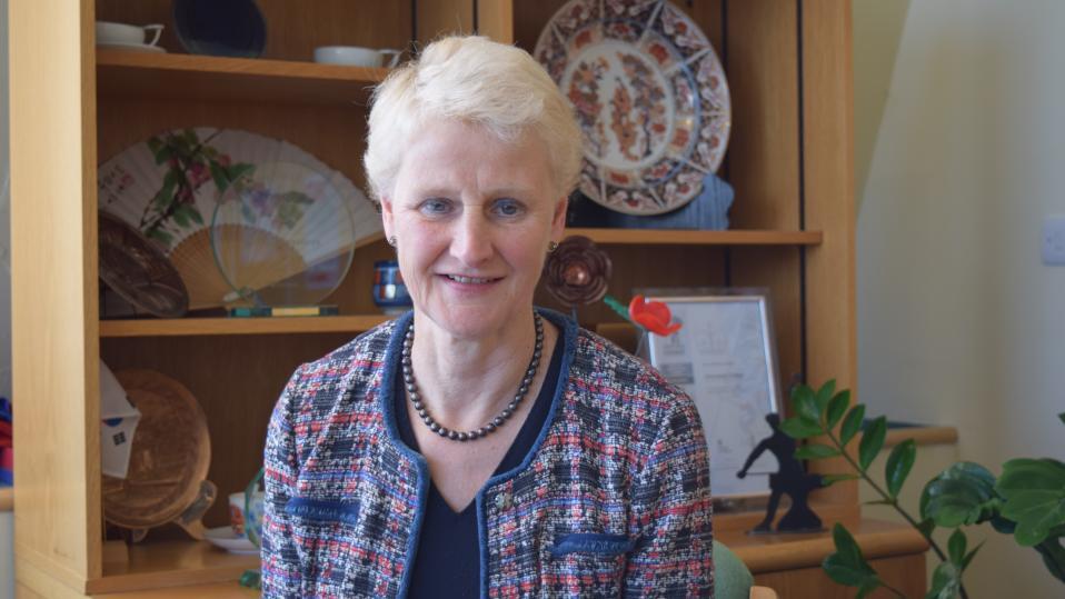 Meet Shelagh Legrave - the next FE commissioner