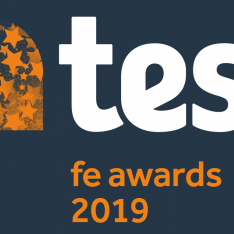 Increase in applications for Tes FE Awards 2019 and AoC Beacon Awards