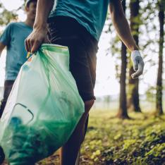 Litter: Collective worship? We need to talk rubbish in schools, says Stephen Petty