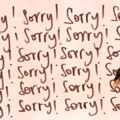 female teachers: why women need to stop saying sorry