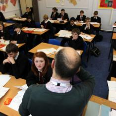 Proportion of male teachers hits lowest level in decade