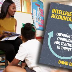 Front cover of Intelligent Accountability, by David Didau