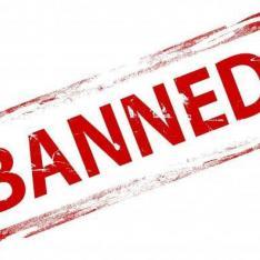 Banned teacher