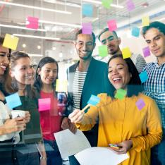 Tips for building a strong positive culture in FE colleges