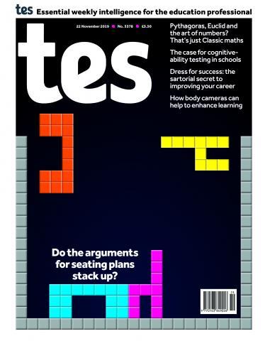 Tes issue 22 November 2019