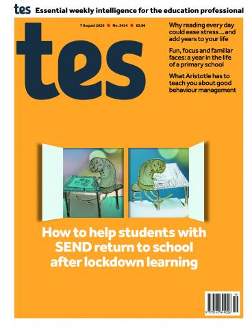 Tes issue 7 August 2020