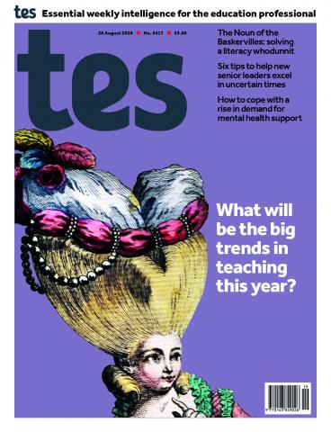 Tes issue 28 August 2020