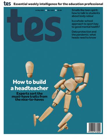Tes cover 14/05/21