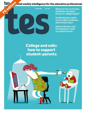 Tes FE cover 14/05/21