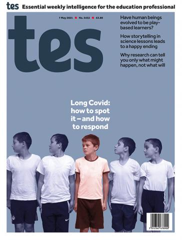 Tes cover 07/05/21