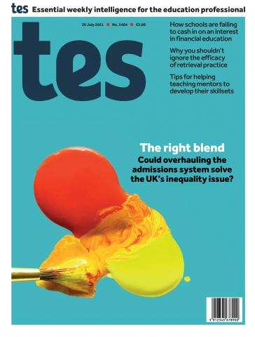 Tes issue 30 July 2021