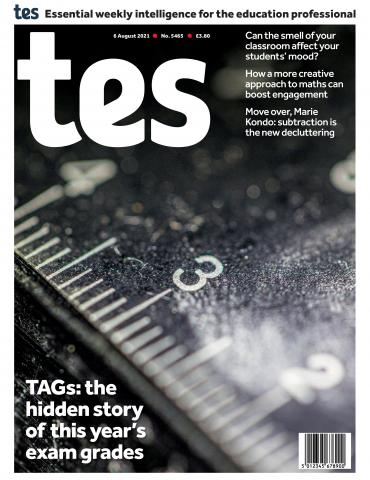 Tes cover 06/08/21