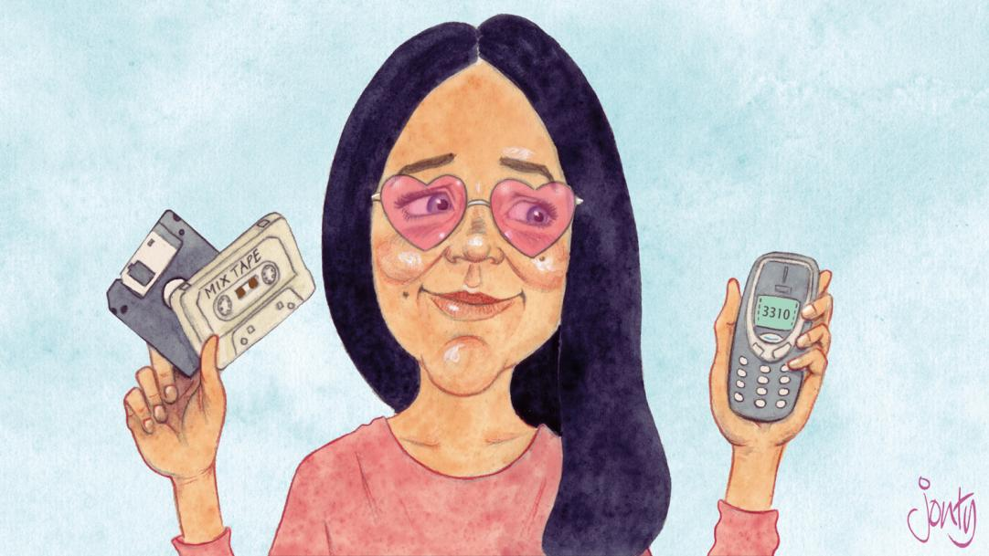 Magazine article image