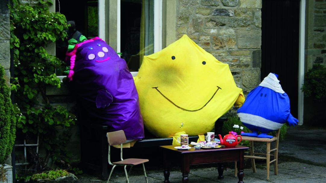 The Mr Men book Mr Greedy is actually harder to read than some Roald Dahl books, according to research