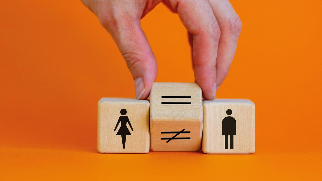Does training have a gender bias problem?