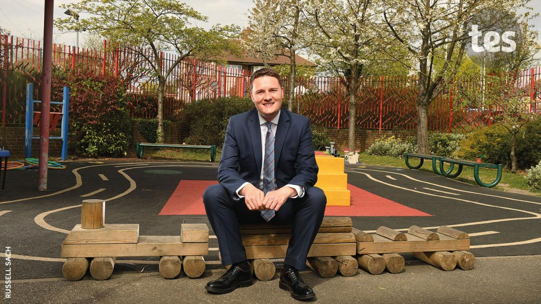 Wes Streeting interview