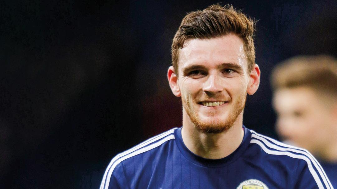 Euro 2020: Footballers like Scotland captain Andy Robertson are great models for school pupils, writes Henry Hepburn