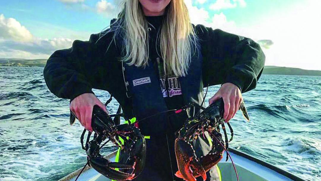 My Best Teacher: Hannah Johnson, one of Scotland's youngest headteachers and the leader of an island school on Shetland, talks about her school days