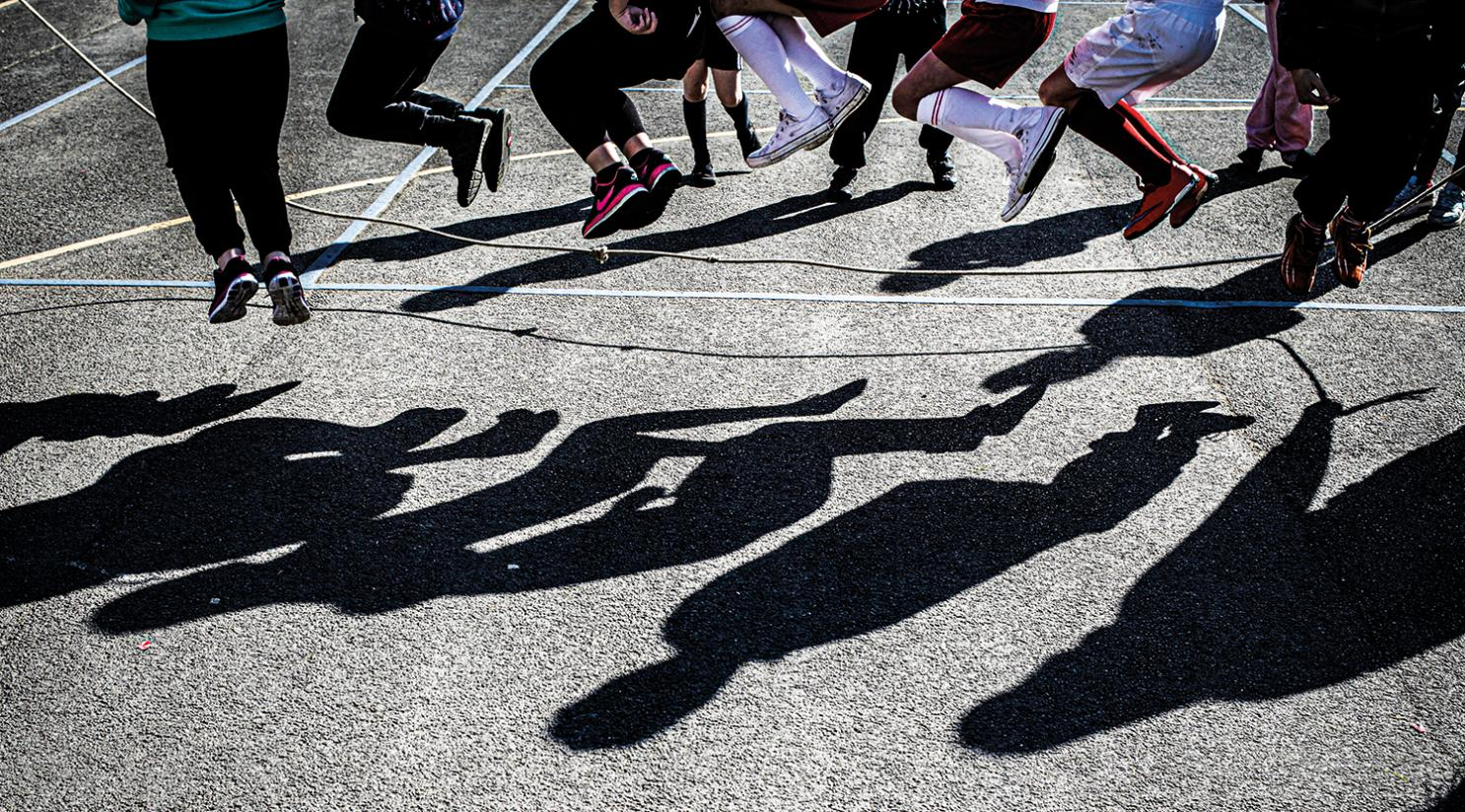 Why schools shouldn't be all work and no play