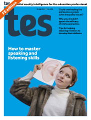 Tes FE issue 30 July 2021