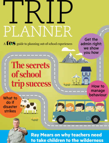 TES: Trip Planner cover image