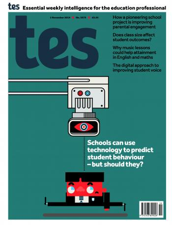 Tes issue 1 November 2019