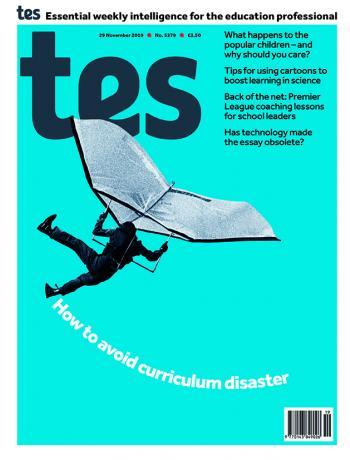 Tes issue 29 November 2019