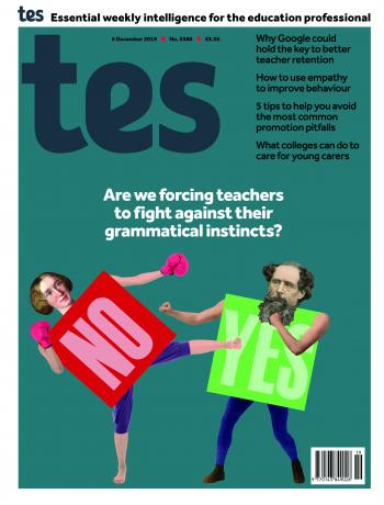 Tes issue 6 December 2019