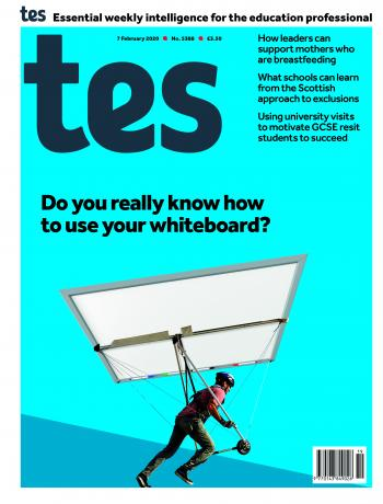 Tes issue 7 February 2020