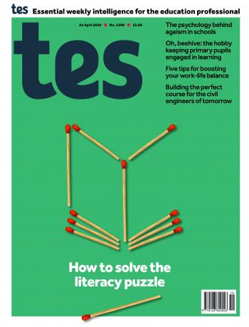 Tes issue 24 April 2020