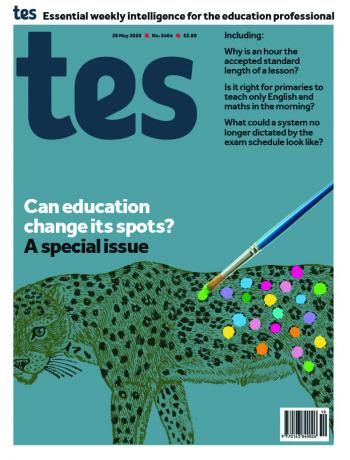 Tes issue 29 May 2020