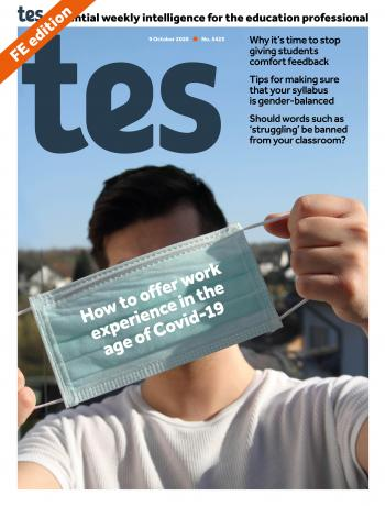 Tes FE cover 09/10/20